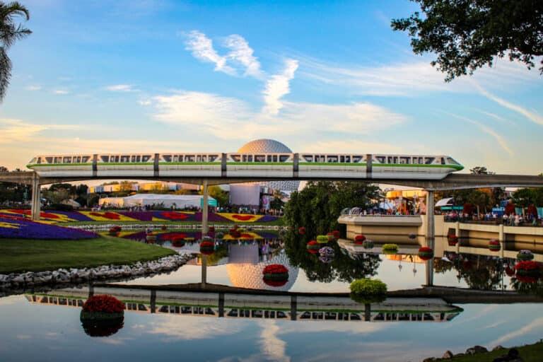 Disney World Monorail Transportation Guide