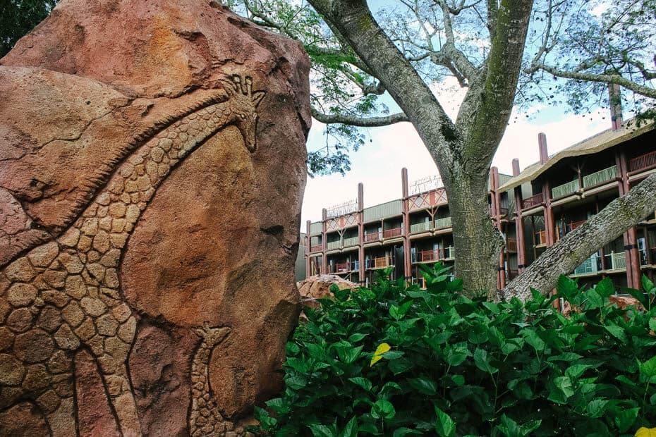 Disney's Animal Kingdom Lodge Review
