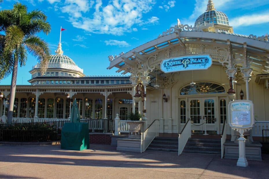 Character Dining at Disney World