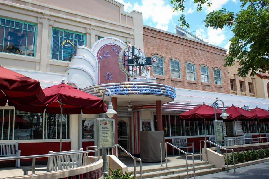 Character Meals at Disney World