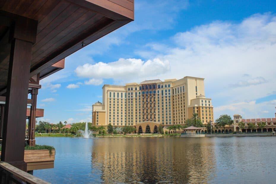 Moderate Resorts at Disney World