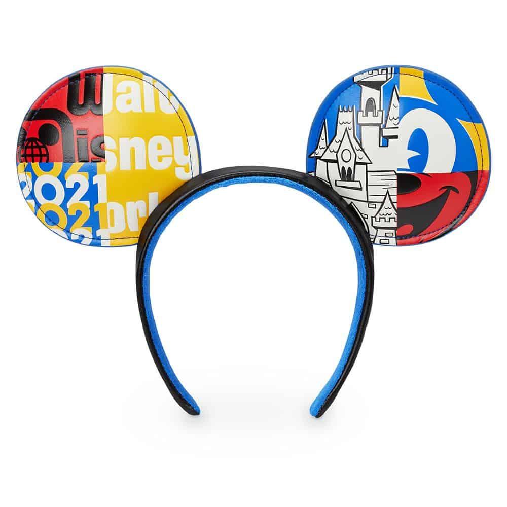 2021 Disney Parks Minnie Ears