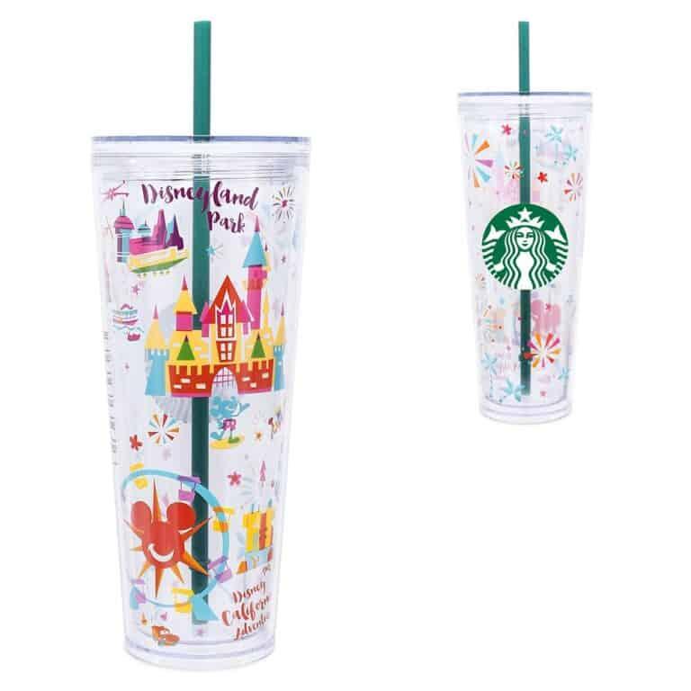 Disney Starbucks Mugs Collections