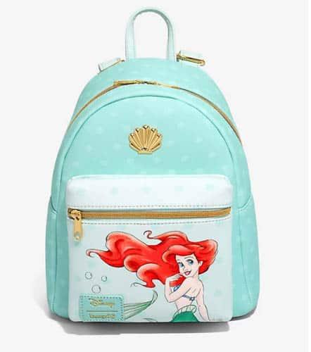 Little Mermaid Ariel Loungefly Disney