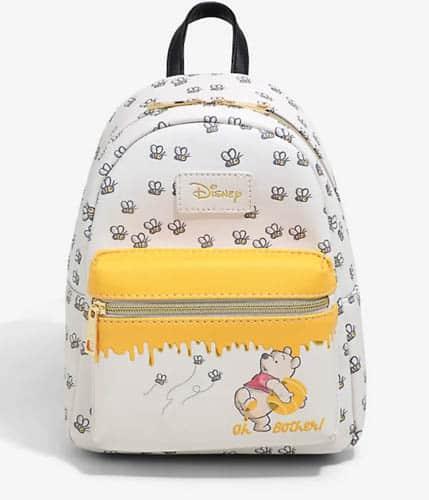 Pooh Honey Loungefly Mini