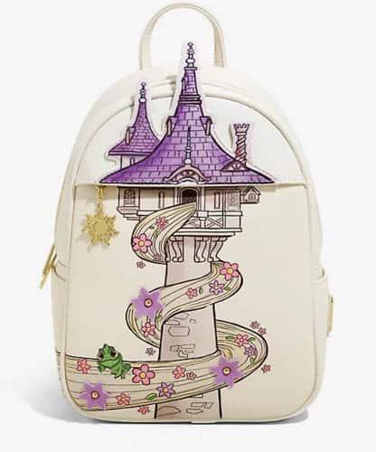 Tangled Tower Disney Mini Backpack
