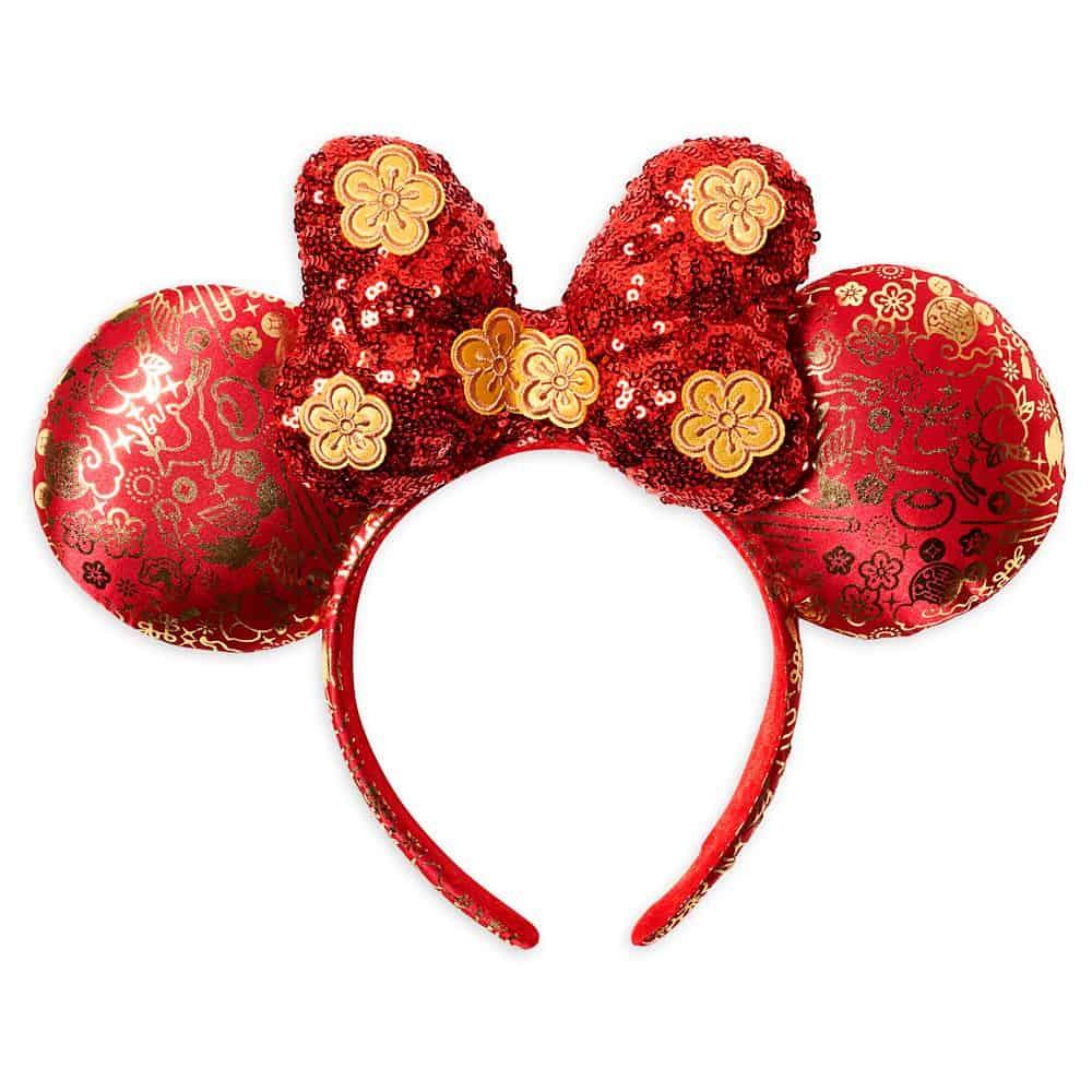Minnie Mouse Lunar Ears