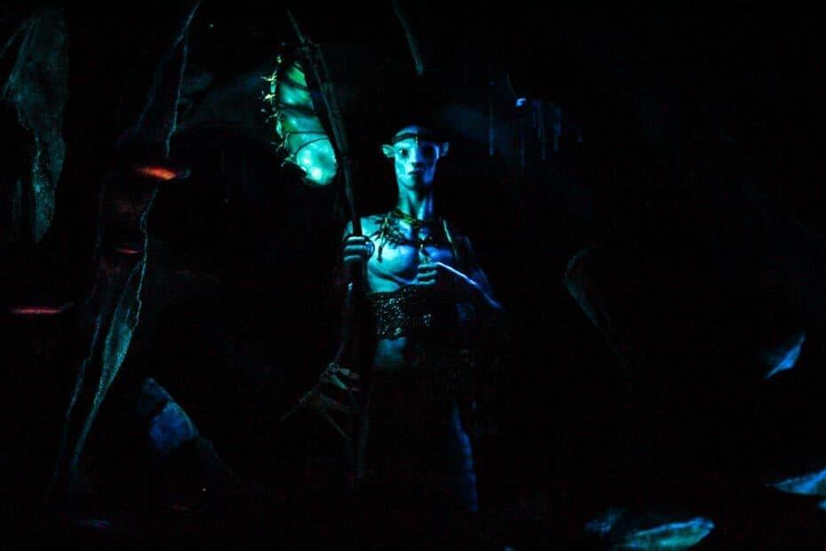 Na'vi Avatar Disney World