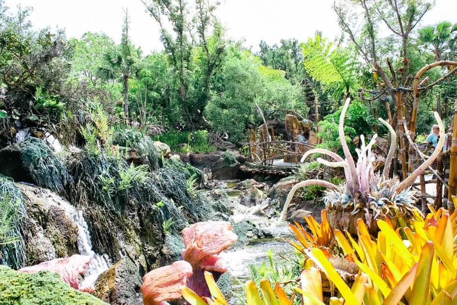 Pandora, World of Avatar Disney World