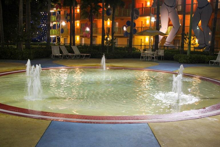 Pop Century kid pool