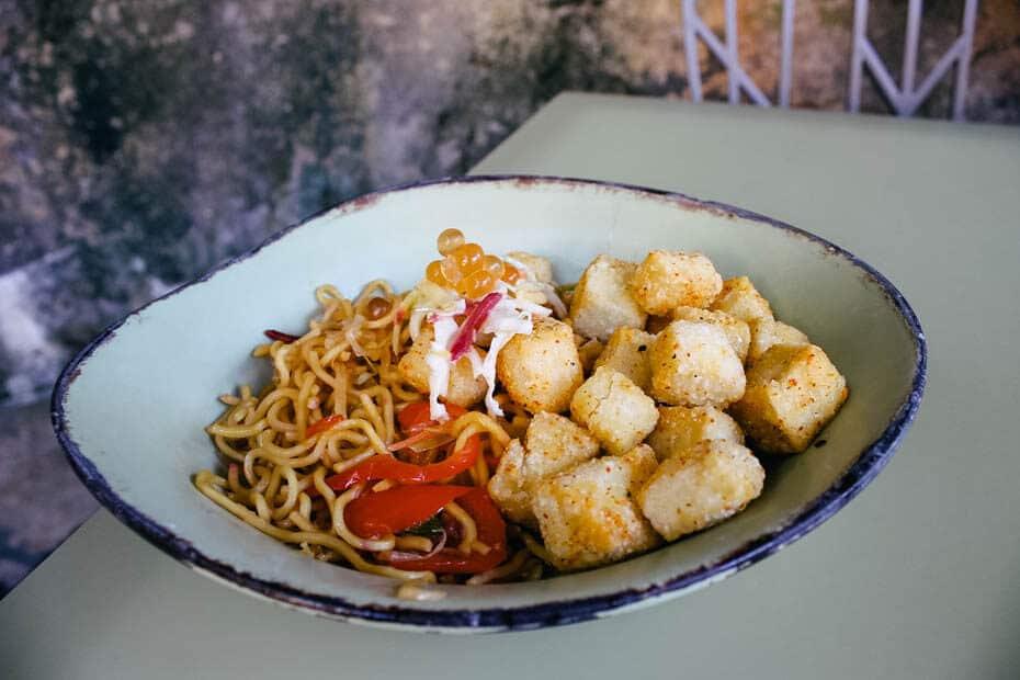 Satu'li Canteen Tofu Bowl