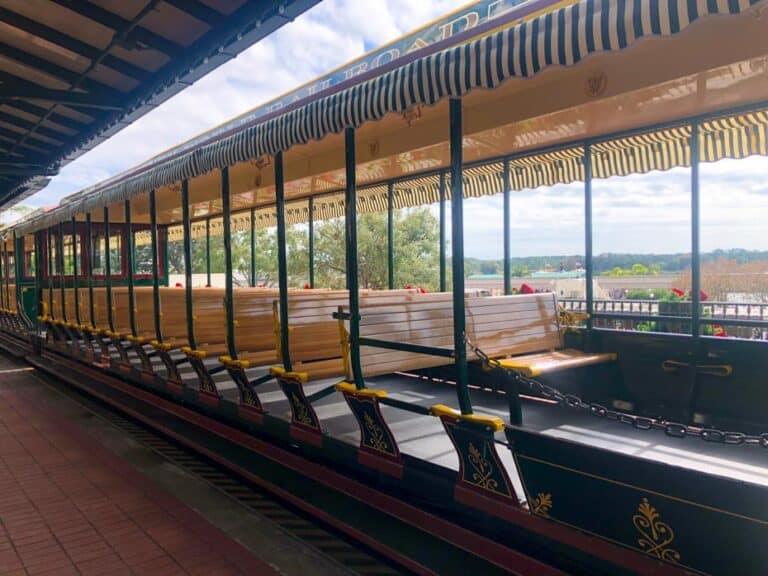 Walt Disney World Railroad at Magic Kingdom