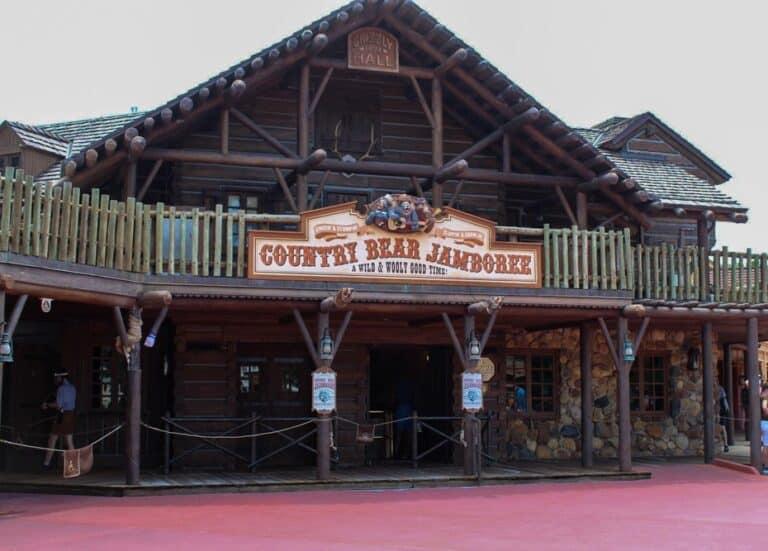 Country Bear Jamboree at Magic Kingdom