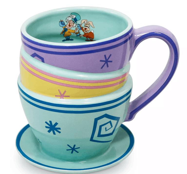 The Full List of Disney Mugs