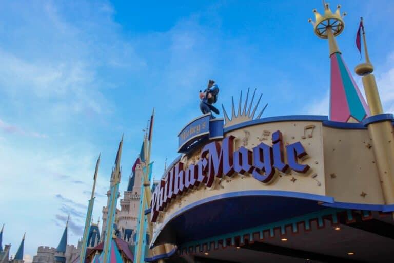 Mickey's PhilharMagic at Magic Kingdom