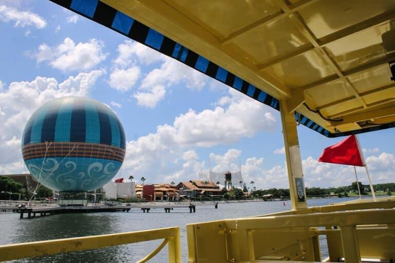 Disney Springs Transportation Guide