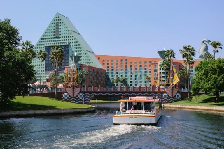 Disney Friendship Boats Guide