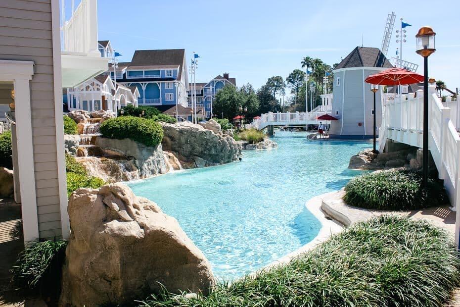 Stormalong Bay Pool Disney World