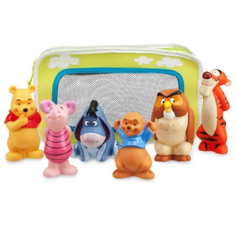 Fun Disney Bath Toys and Towels