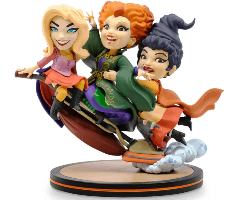 Disney's Hocus Pocus Merchandise Releases