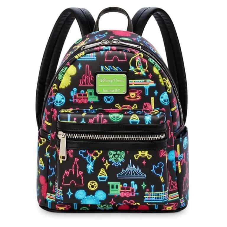 Disney Parks Loungefly Backpacks
