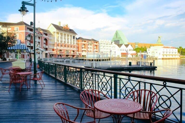 2021 Updates for Disney's Boardwalk